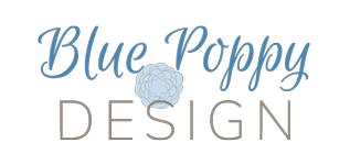 Blue Poppy Design