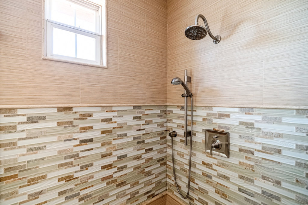 Modern-Tommy-Bahama-Bathroom-Shower-Heads-tile-and-stone