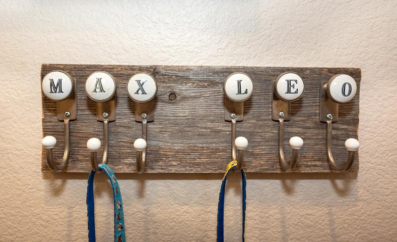 Stylish Laundry Room Storage Hooks