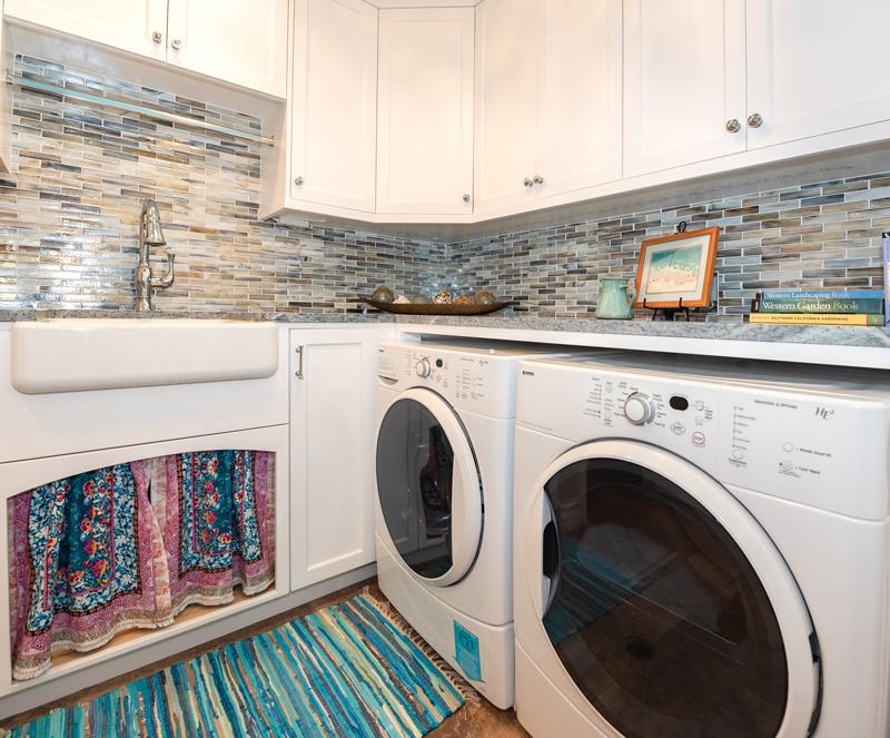 Stylish Laundry Room Sink